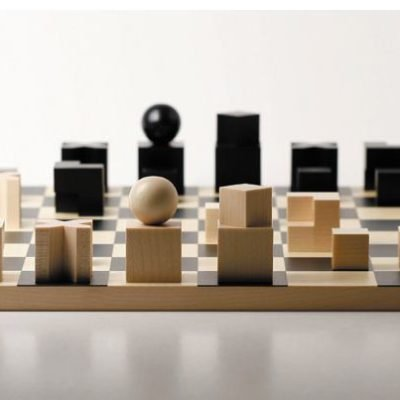 Bauhaus Chessmen 2