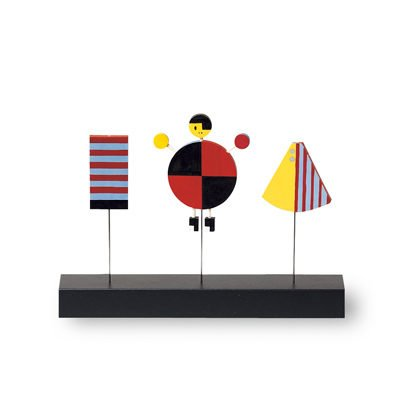 Bauhaus Peg Dolls